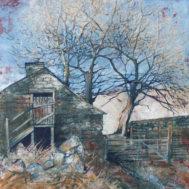 f1_winter_barn_ Valerie Land